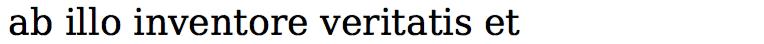 Deja Vu Serif (Serif)