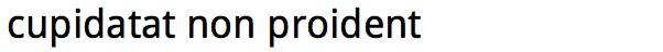 Droid Sans (Sans)