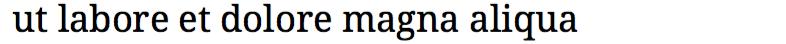 Droid Serif (Serif)